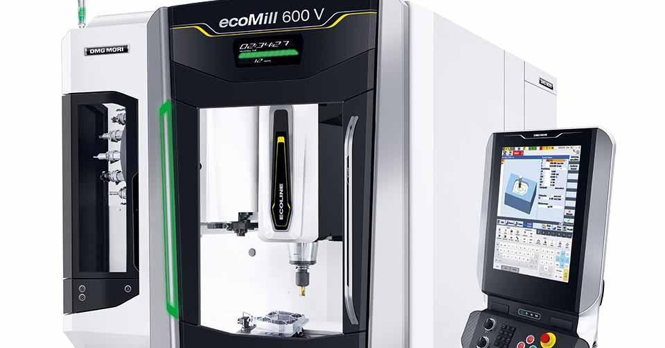 Alois Maibaum | ecoMill 600 V